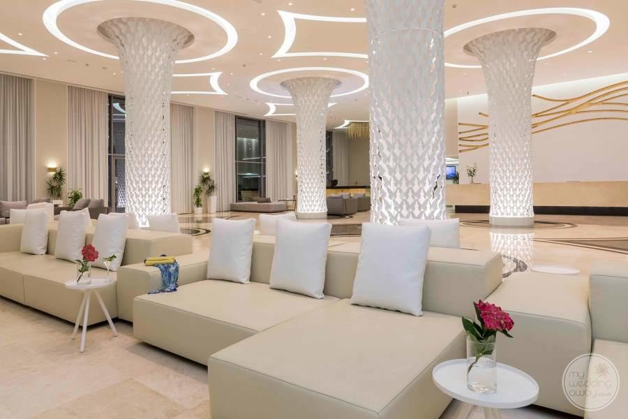 Princess Andriana Lounge Area