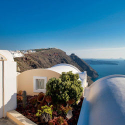 Santorini Princess Wedding Chapel