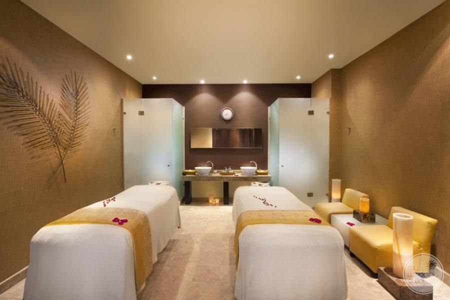 Beach Palace Spa Beds Couples Massage