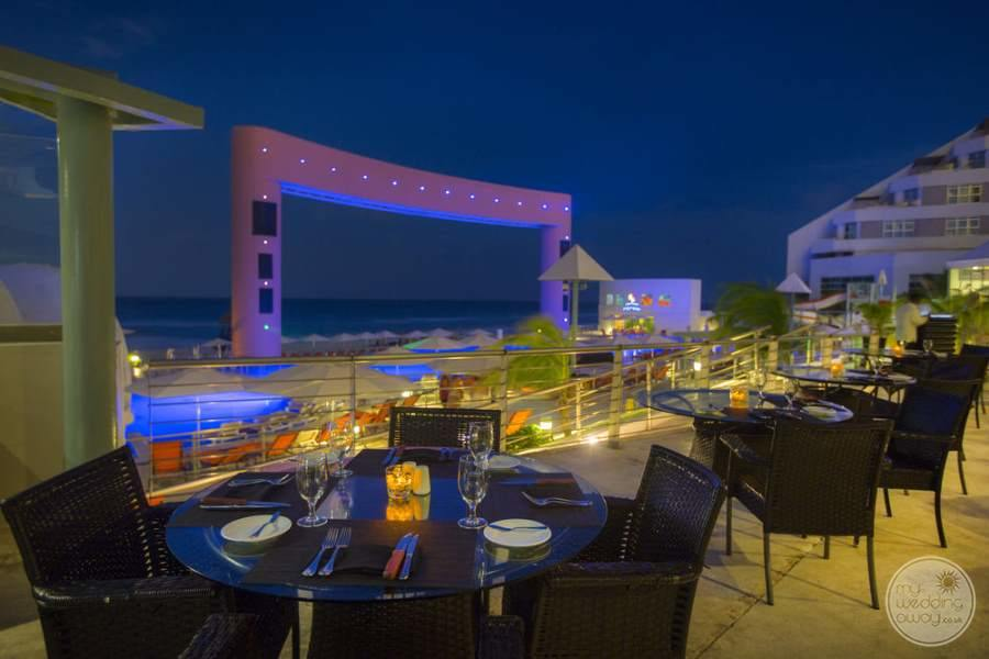 Beach Palace Terrace Dining
