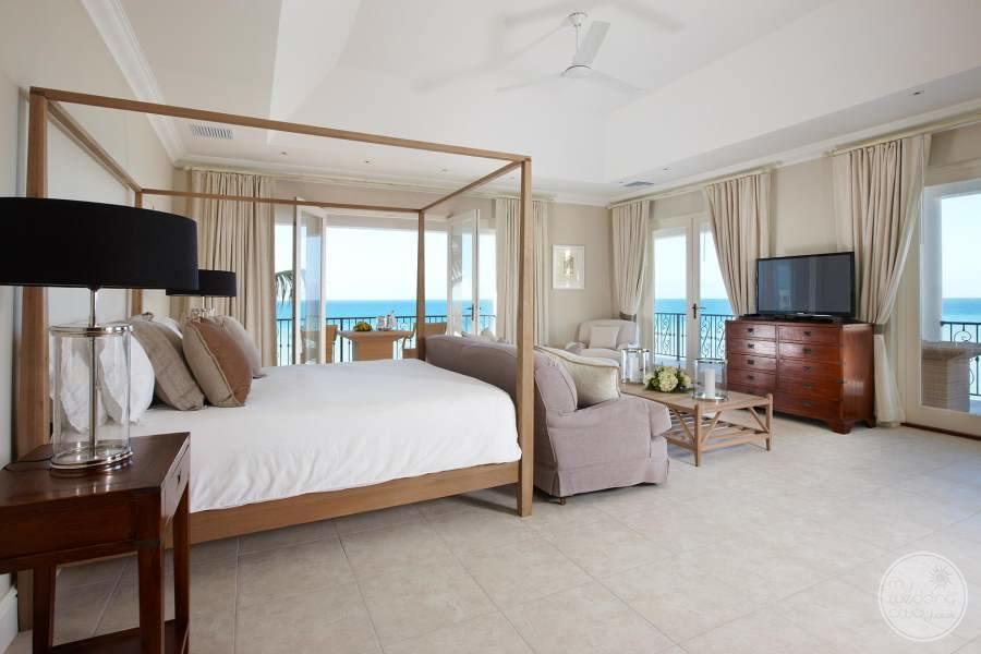 Blue Waters Antigua Corner Room