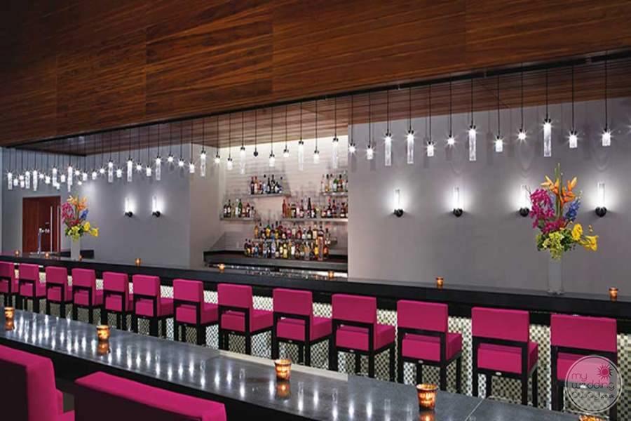 Breathless Riviera Cancun Bar Area