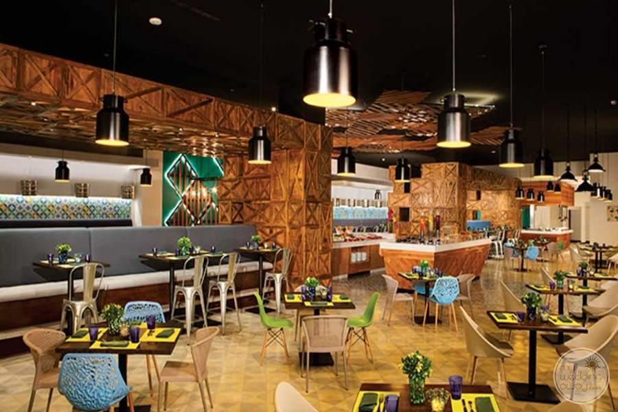 Breathless Riviera Cancun Buffet Restaurant