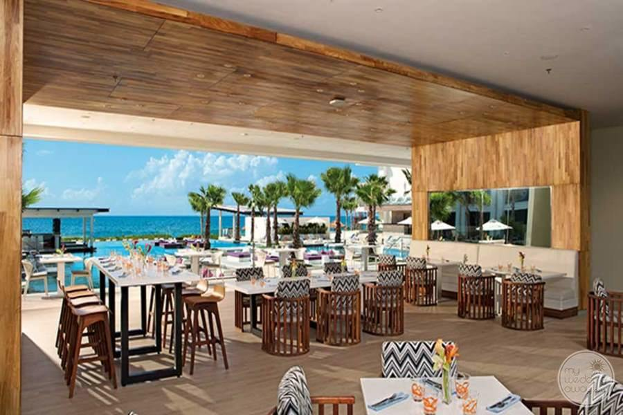 Breathless Riviera Cancun Dining