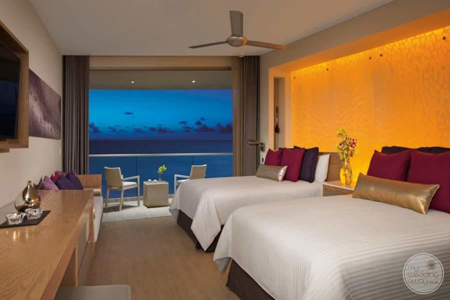 Breathless Riviera Cancun Double Room