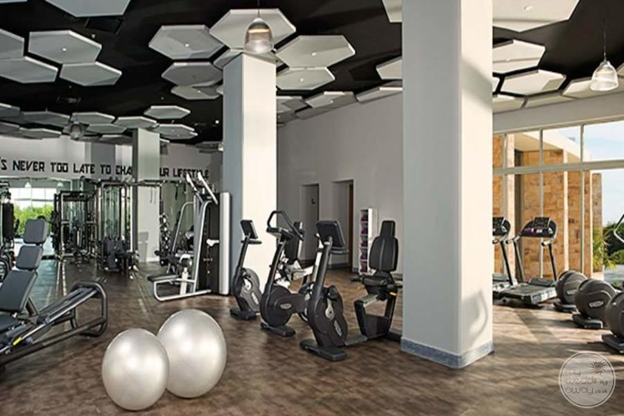 Breathless Riviera Cancun Fitness Club