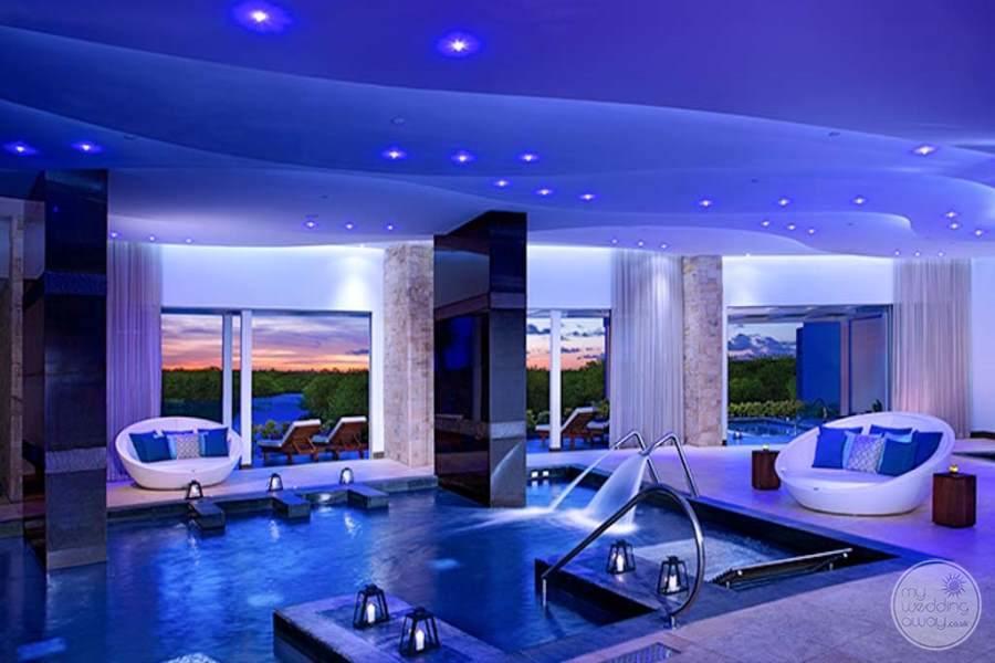Breathless Riviera Cancun Indoor Spa