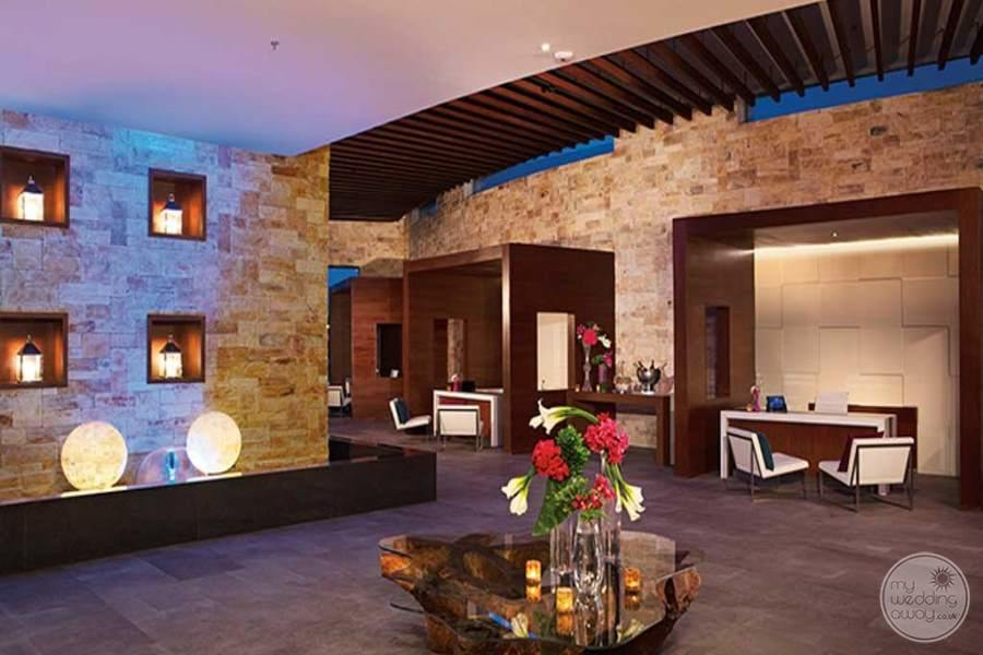 Breathless Riviera Cancun Lobby