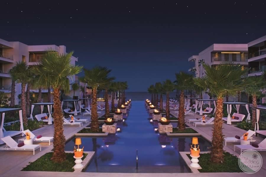 Breathless Riviera Cancun Pool