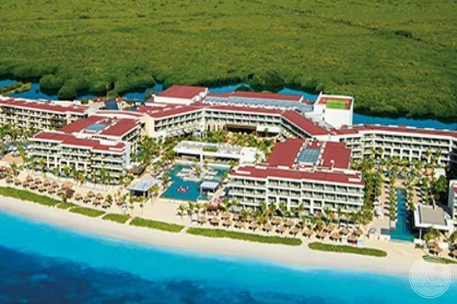 Breathless Riviera Cancun Resort Overview