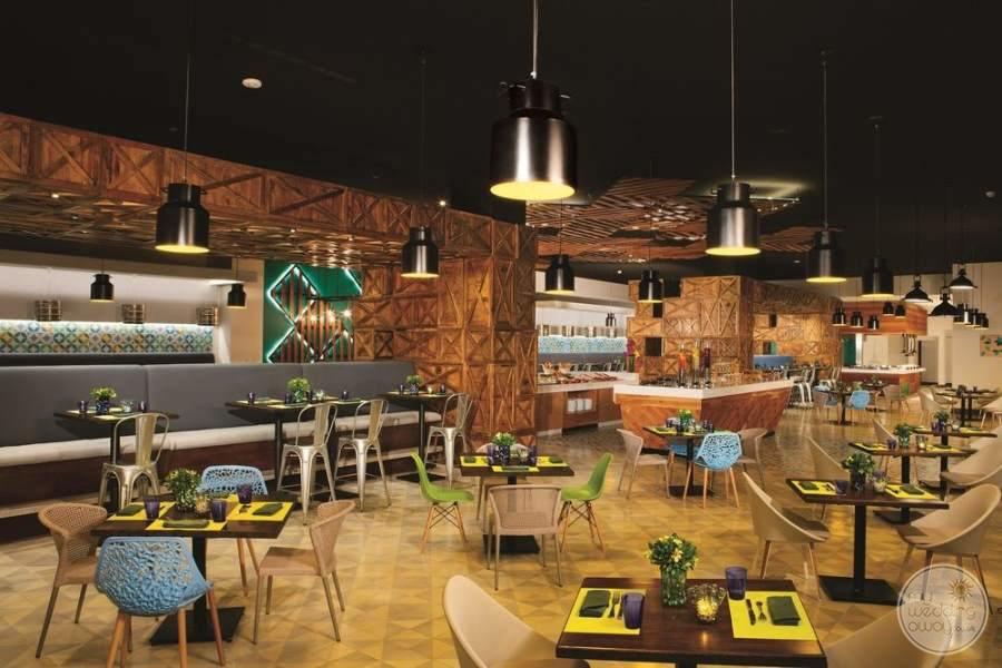 Breathless Riviera Cancun Restaurant Dining