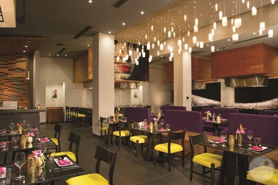 Breathless Riviera Cancun Restaurant