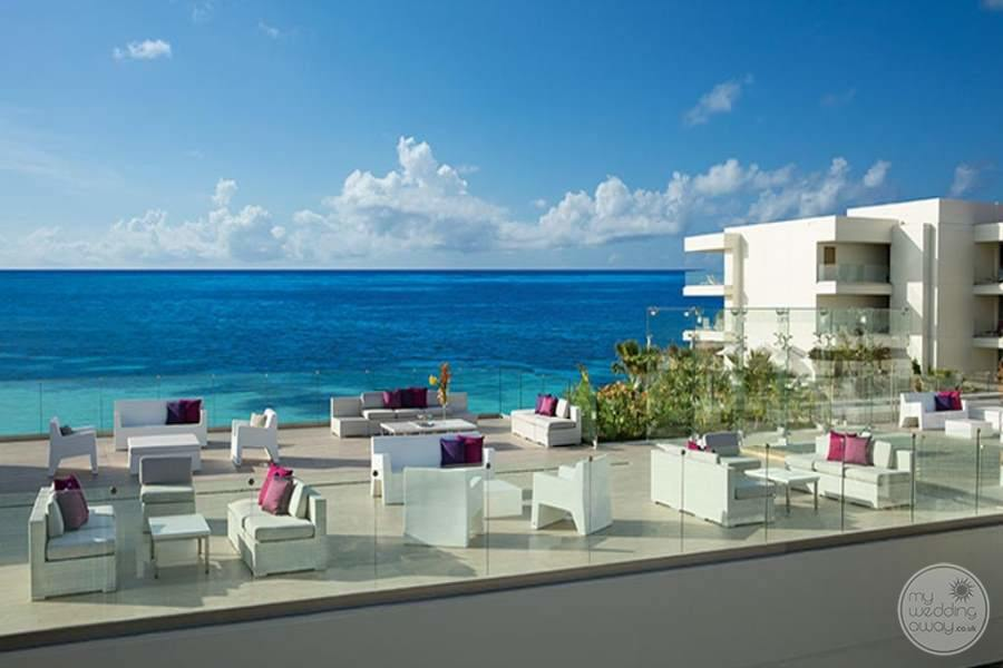 Breathless Riviera Cancun Terrace