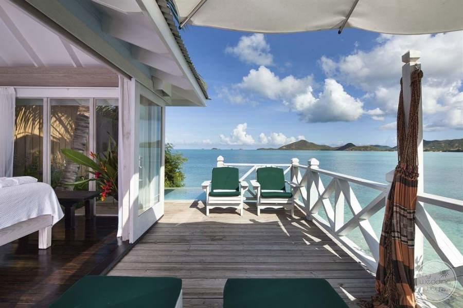 Cocobay Resort Antigua Balcony Seating