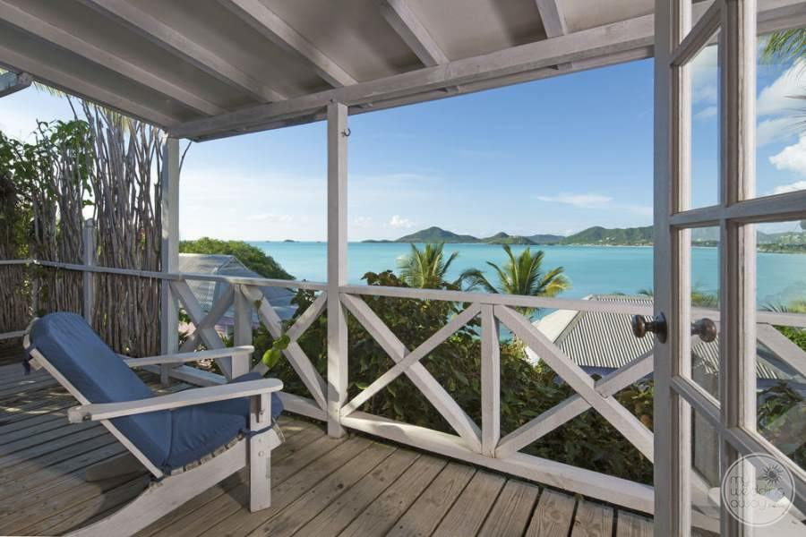 Cocobay Resort Antigua Balcony