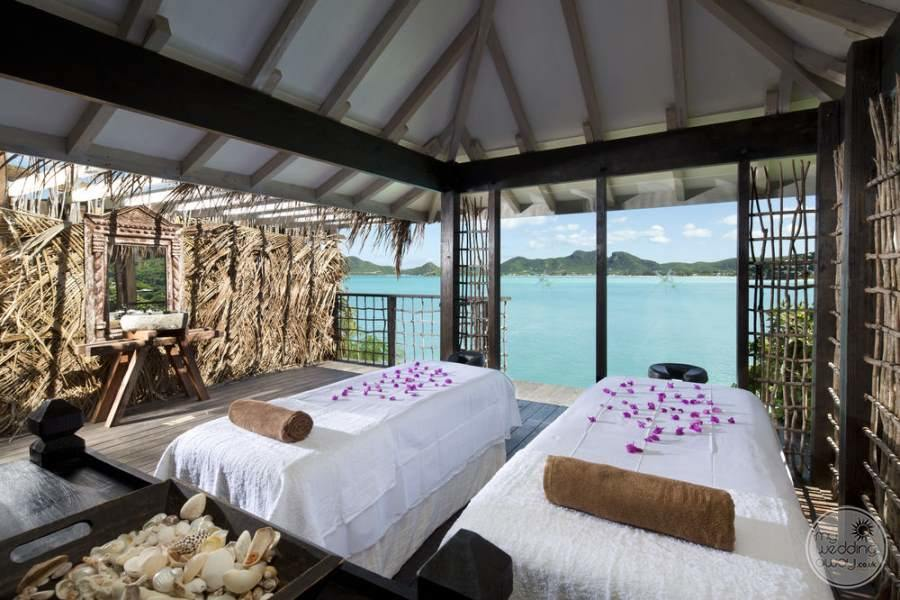 Cocobay Resort Antigua Couples Massage