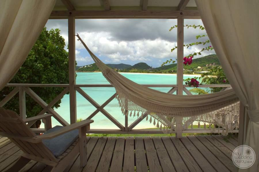 Cocobay Resort Antigua Covered Hammock