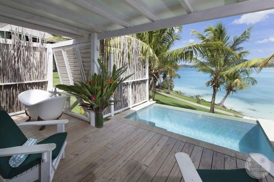 Cocobay Resort Antigua Dipping Pool