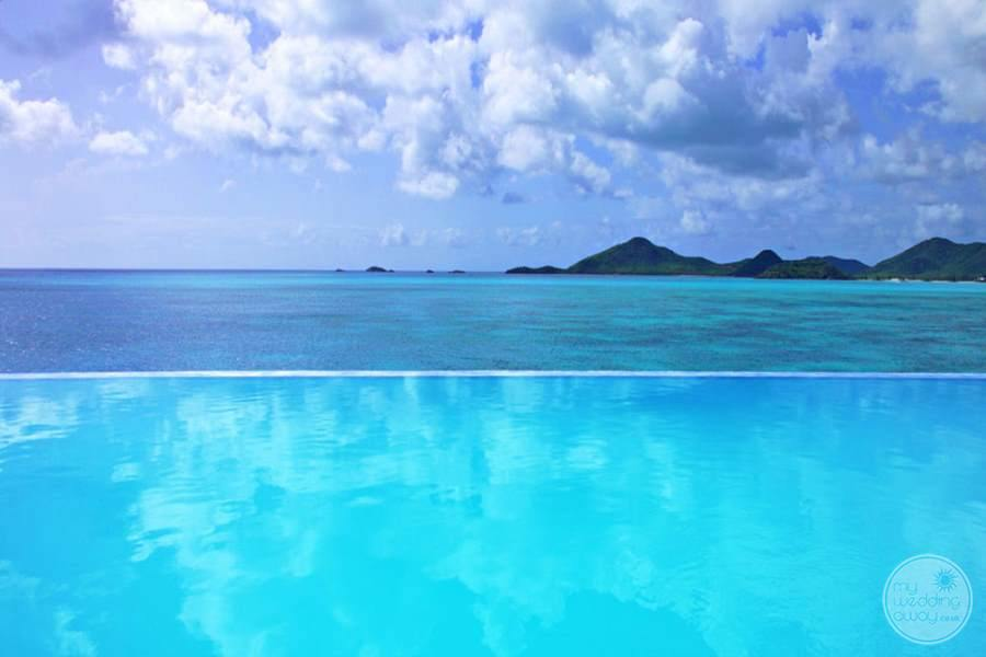 Cocobay Resort Antigua Infinity Pool and Ocean View