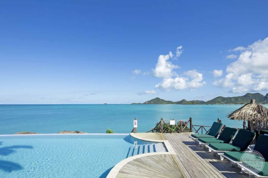 Cocobay Resort Antigua Pool and Loungers