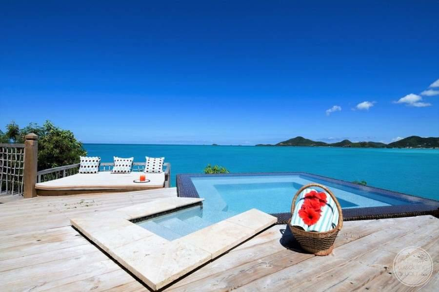 Cocobay Resort Antigua Pool and Terrace
