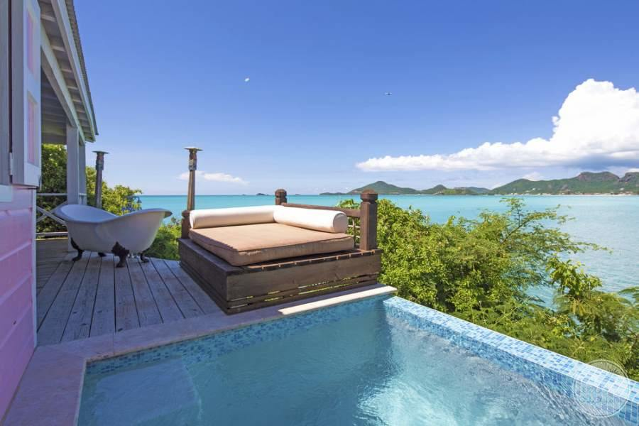 Cocobay Resort Antigua Private Pool