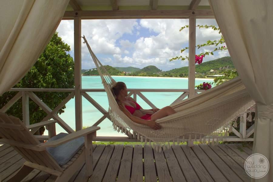 Cocobay Resort Antigua Relaation Hammock