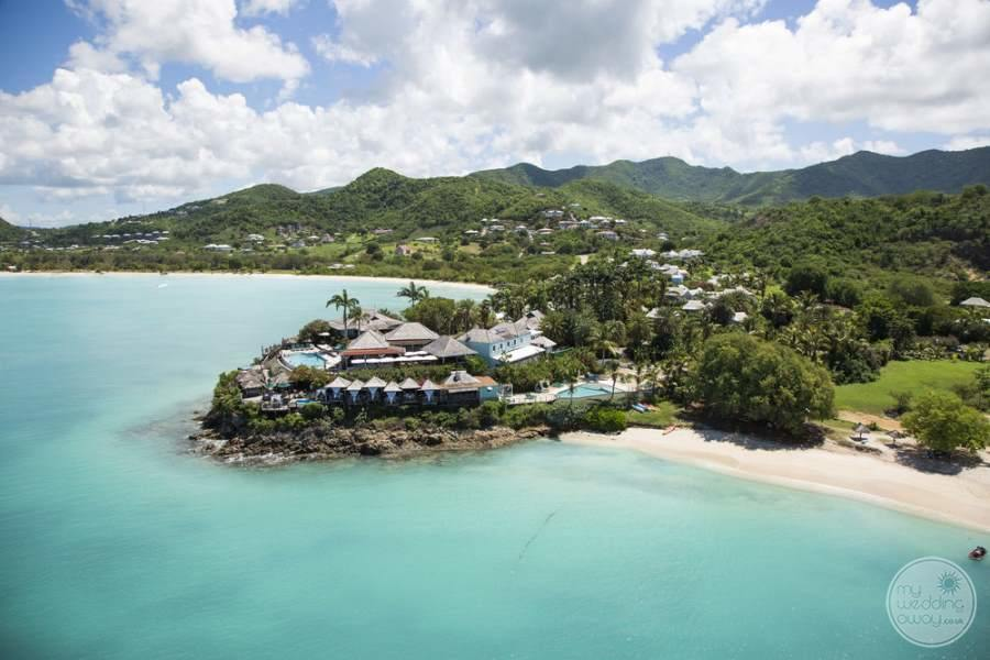 Cocobay Resort Antigua View