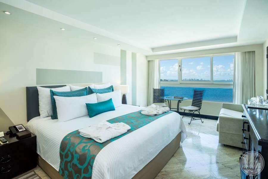 Dreams Sands Cancun King Ocean Room
