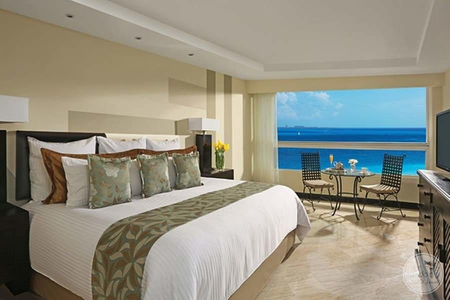 Dreams Sands Cancun King Room Ocean View