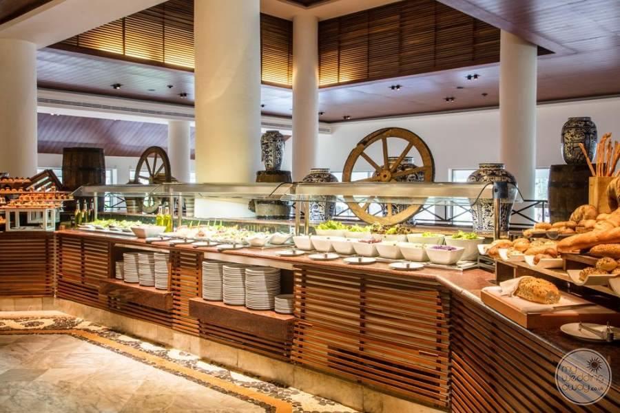 Fiesta Americana Condesa Cancun Buffet Restaurant
