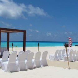 Fiesta Americana Condesa Cancun Beach Wedding Venue