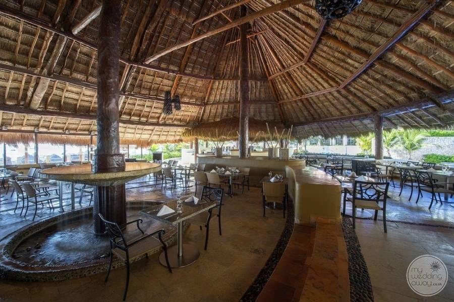 Fiesta Americana Condesa Cancun Covered Outdoor Restaurant