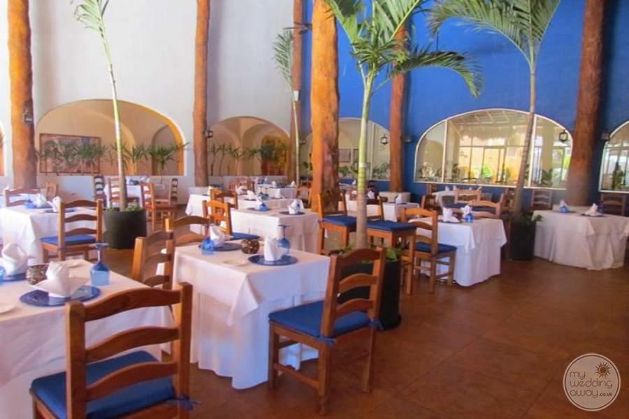 Fiesta Americana Condesa Cancun Dining
