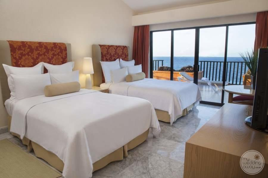 Fiesta Americana Condesa Cancun Double Room