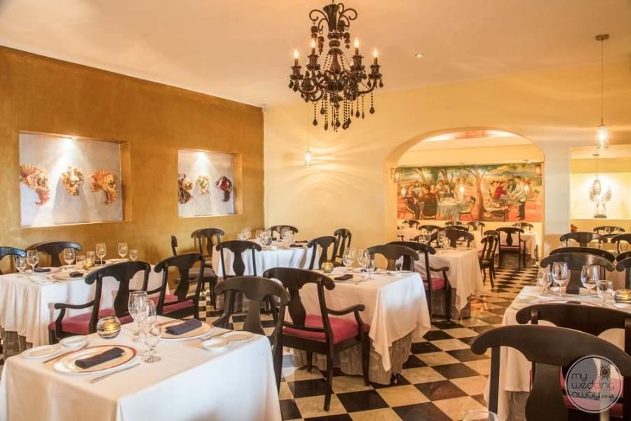 Fiesta Americana Condesa Cancun Fine Dining