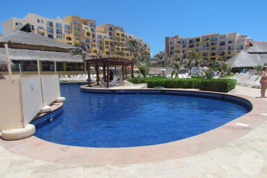 Fiesta Americana Condesa Cancun Main Pool