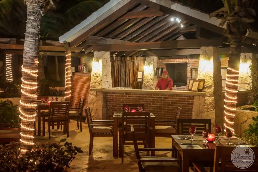 Fiesta Americana Condesa Cancun Outdoor Pizzaria