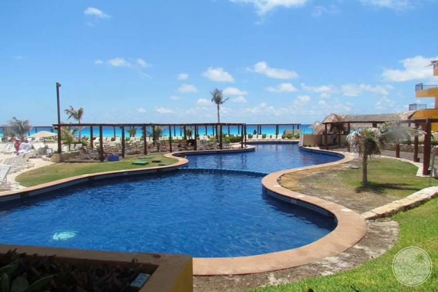 Fiesta Americana Condesa Cancun Pool View