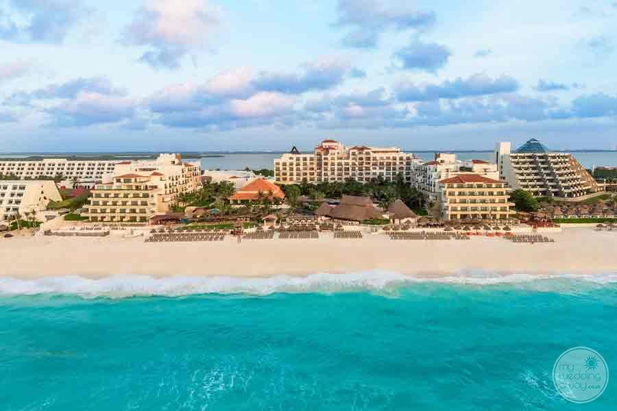 Fiesta Americana Condesa Cancun Resort View