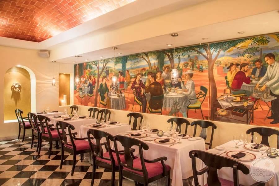 Fiesta Americana Condesa Cancun Restaurant Dining