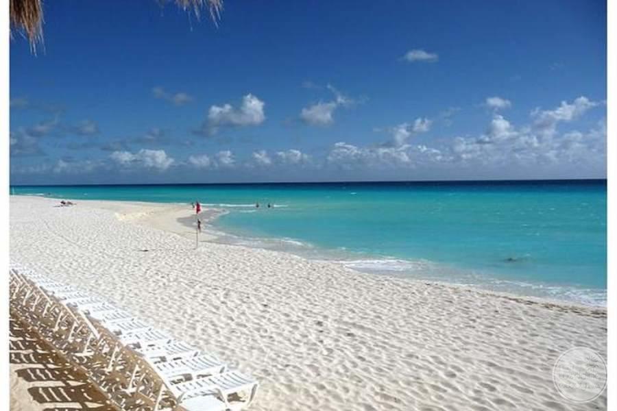 Fiesta Americana Condesa Cancun Sandy Beach