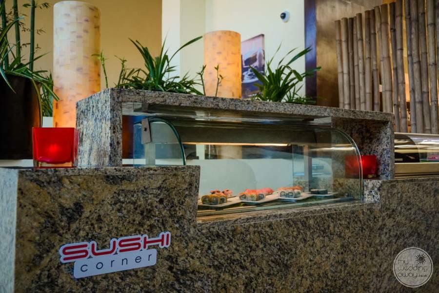 Fiesta Americana Condesa Cancun Sushi