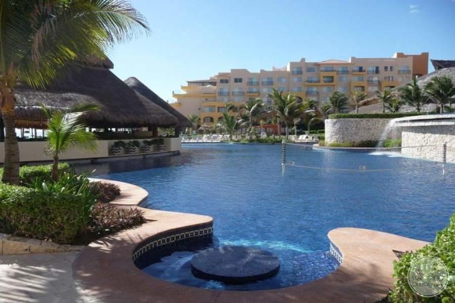 Fiesta Americana Condesa Cancun View to Resort