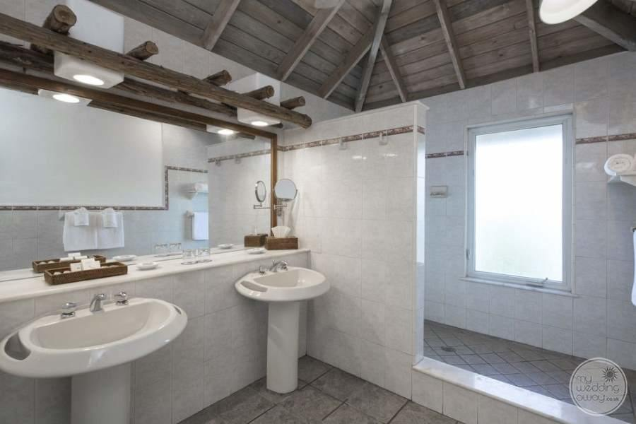 Galley Bay Antigua Bathroom