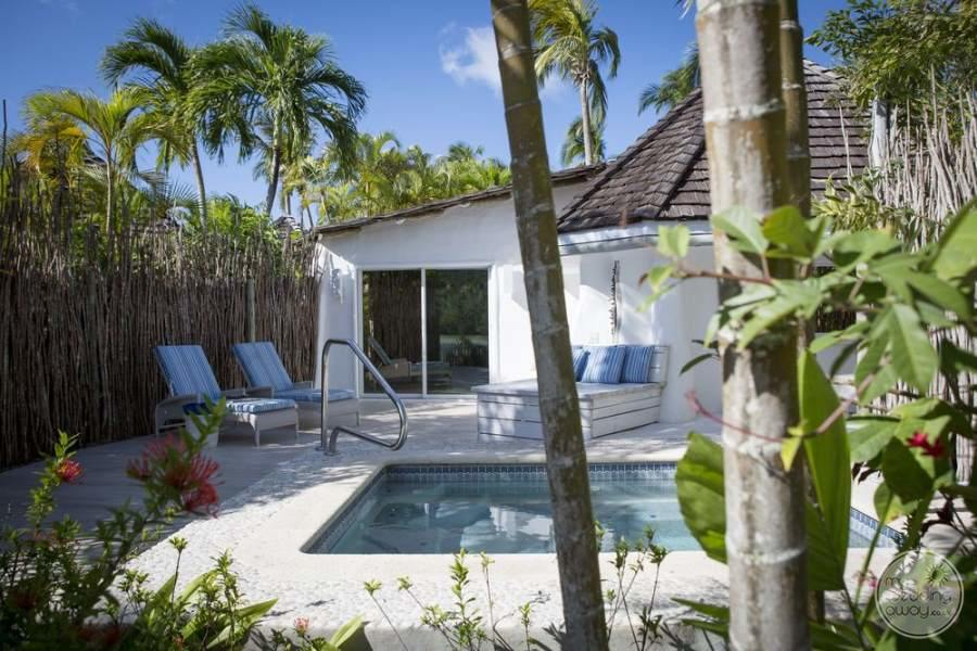 Galley Bay Antigua Cottage Pool