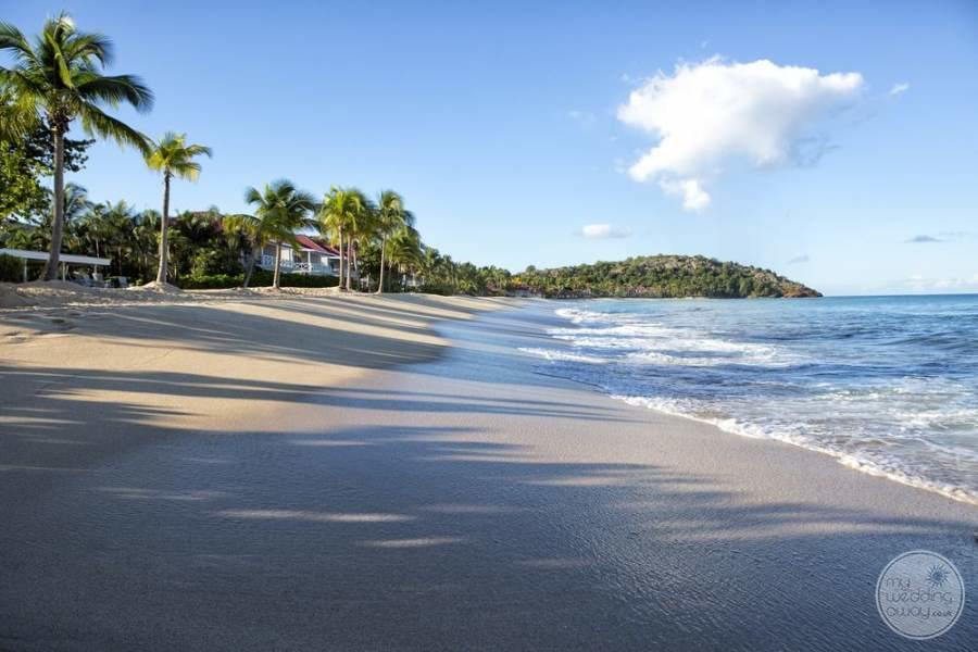 Galley Bay Antigua Great Walking Beach