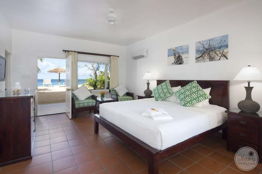 Galley Bay Antigua King Bed