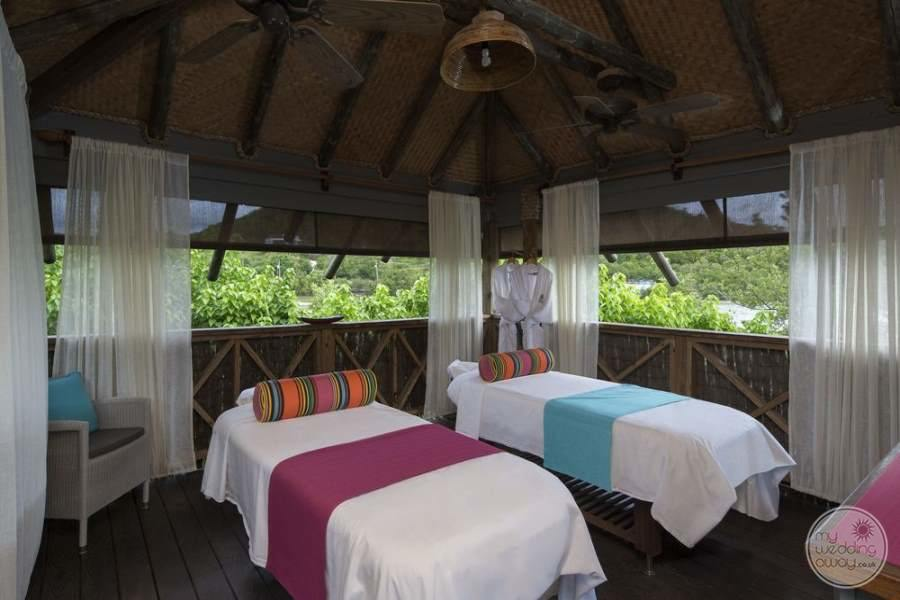 Galley Bay Antigua Massage