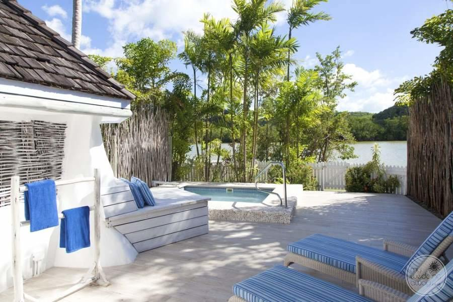 Galley Bay Antigua Private Pool
